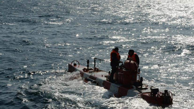 Турецкий учебный самолёт потерпел крушение в Эгейском море
