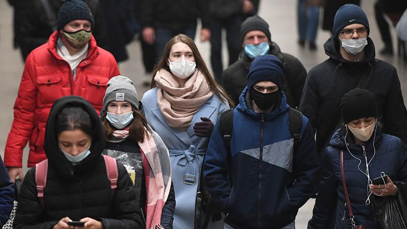 «Снизить риски ввоза новых, более агрессивных штаммов»: в России выявлено 8704 новых случая коронавируса