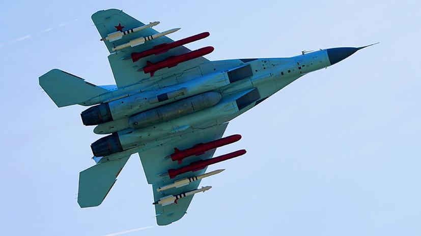 Интеллектуальный истребитель: как новые бортовые системы повысят возможности МиГ-35