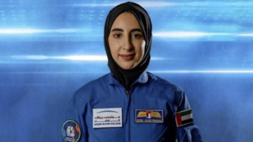 В ОАЭ назвали имя первой арабской женщины-астронавта