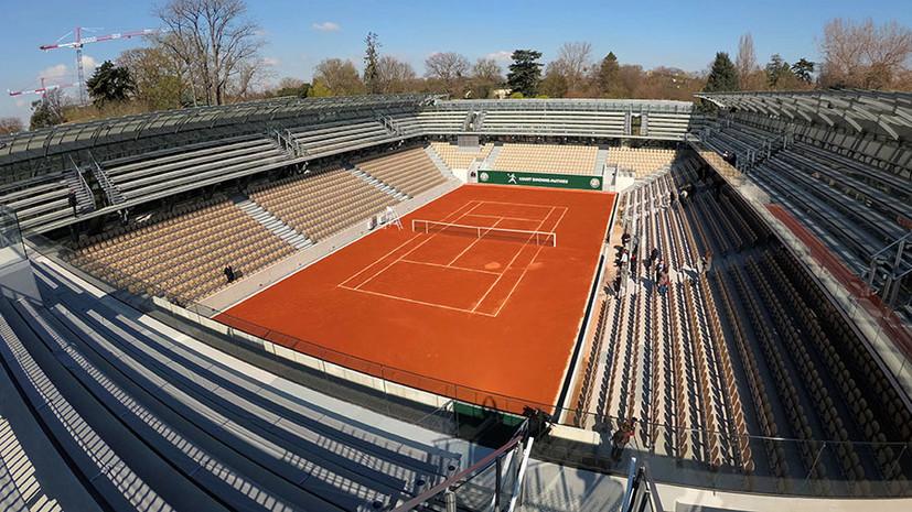 «Эгоистичное решение»: почему перенос «Ролан Гаррос» вызвал недовольство некоторых представителей теннисного мира