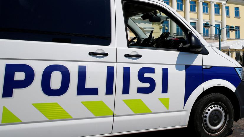 В Хельсинки во время беспорядков полиция задержала 20 человек