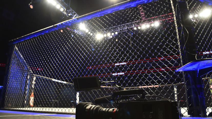 Юбилейный турнир AMC Fight Nights 100 в Москве перенесён