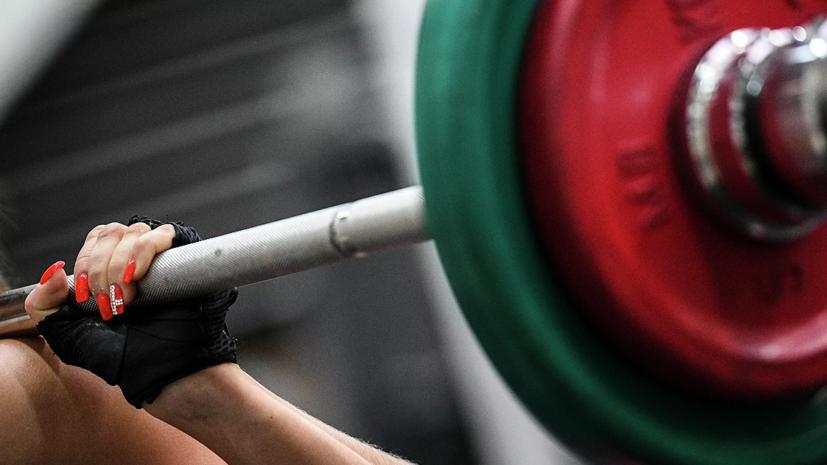 Ахмерова завоевала золото ЧЕ по тяжёлой атлетике в категории до 87 кг