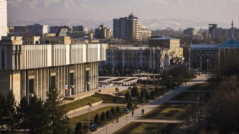 Референдум и выборы в Киргизии проходят спокойно