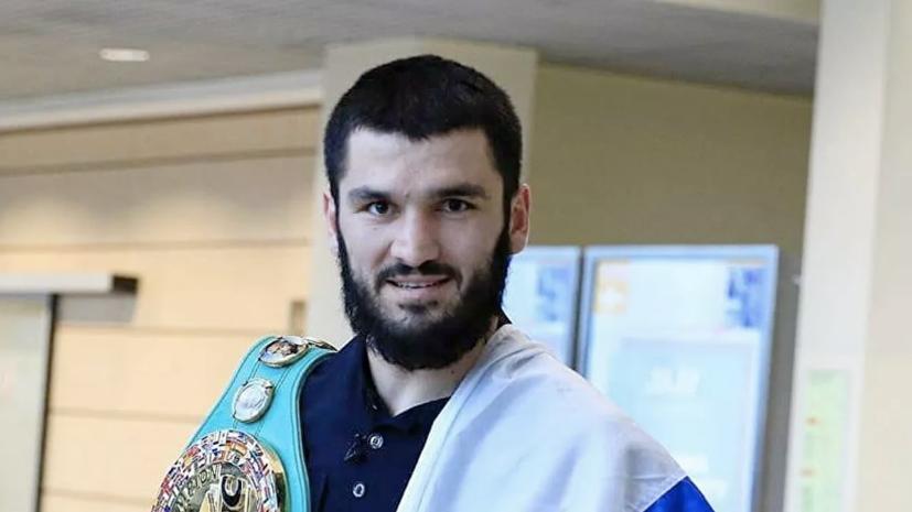 СМИ: Победивший Власова Смит может провести бой с Бетербиевым
