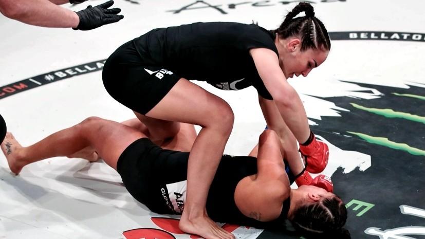 Победа нокаутом Авсараговой, отмена боя Хизриева, перенос турнира Fight Nights 100: главные события последних дней в ММА