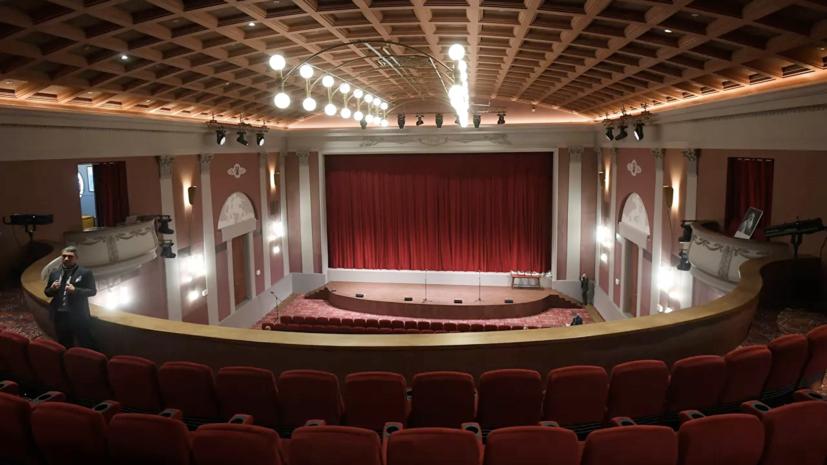Отреставрирован московский кинотеатр «Художественный»
