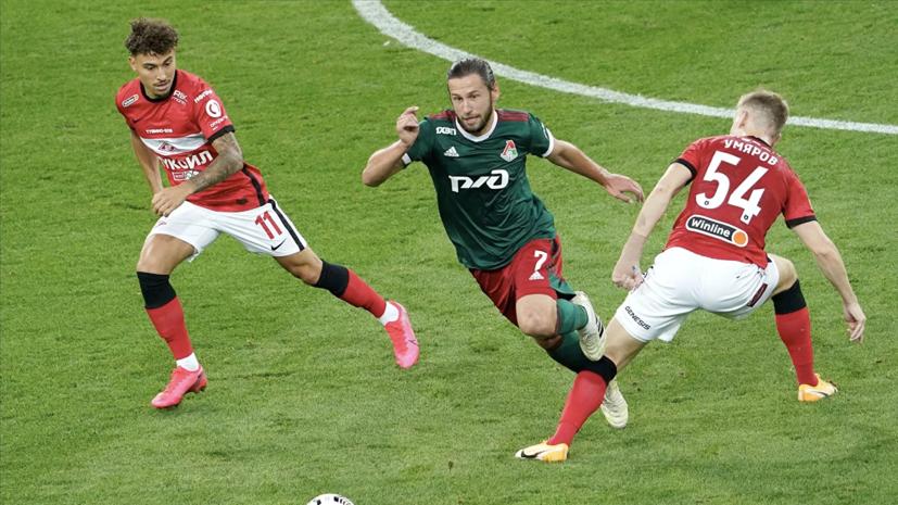 Сычёв: самые радужные ожидания от матча «Локомотив» — «Спартак»