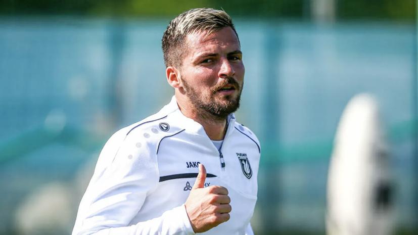 Футболист «Рубина» Деспотович заявил, что надеется выступать в России до конца карьеры