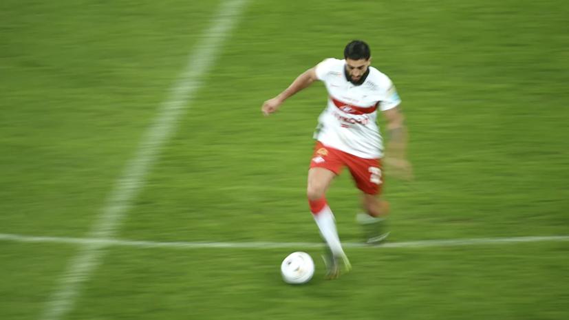 Стали известны стартовые составы «Локомотива» и «Спартака» на матч РПЛ