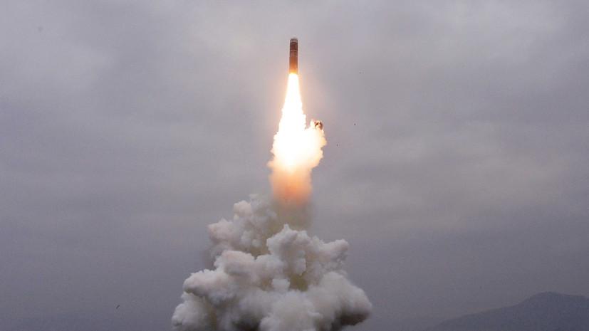 В Южной Корее заявили о наблюдении с США за военной активностью КНДР
