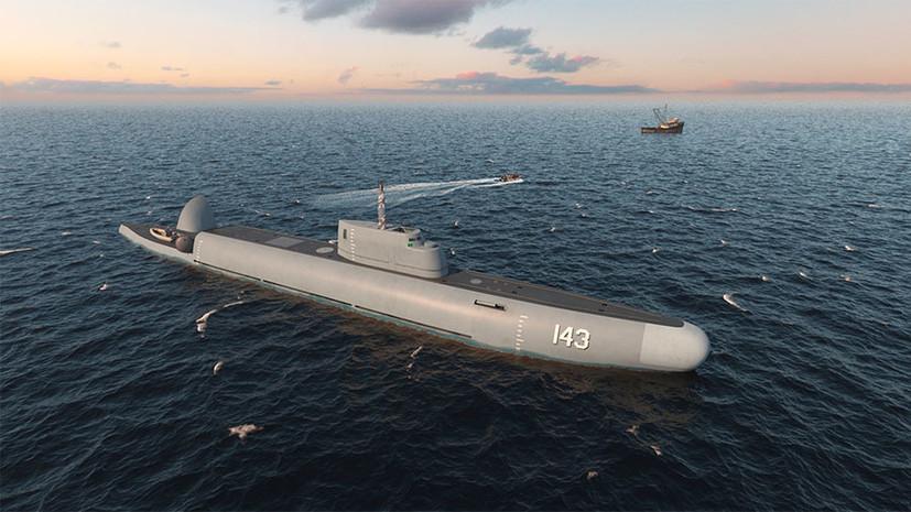 Гибридная субмарина: что представляет собой российский погружающийся патрульный корабль «Страж»
