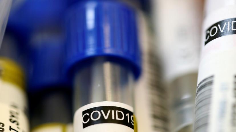 В Белоруссии за сутки выявили 843 случая коронавируса