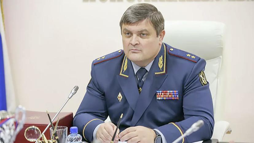 Путин освободил от должности первого замдиректора ФСИН Рудого
