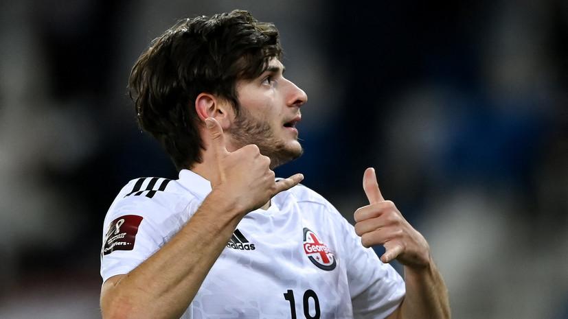 СМИ: «Бавария», «Ювентус» и «Милан» интересуются Кварацхелией