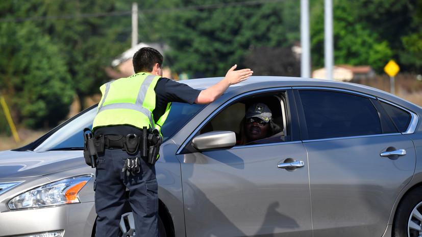 В американском Ноксвилле произошла стрельба в школе