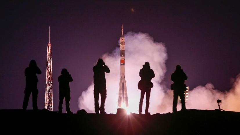 Путин призвал использовать преимущество РФ в космосе для развития страны
