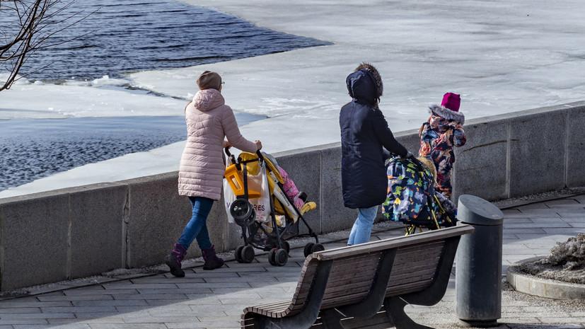 Синоптики рассказали об увеличении скорости потепления в России