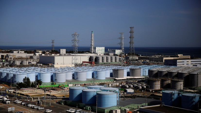 В США ждут подтверждения оправданности сброса воды  с «Фукусимы»