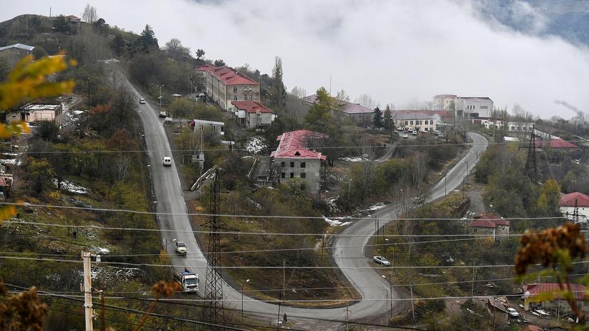 Алиев назвал ситуацию вокруг Нагорного Карабаха хрупкой