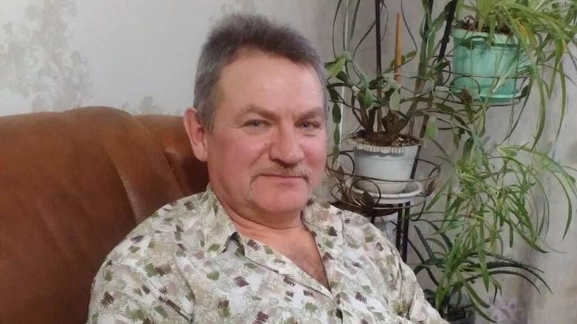 Евгению Гнатюку из Горловки удалось выжить после обрушения дома под ударами ВСУ