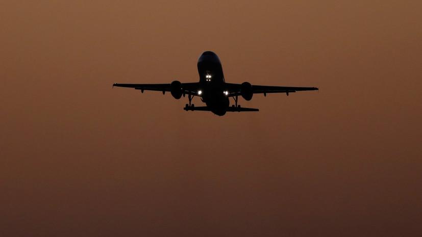 Росавиация уведомила авиакомпании об ограничении полётов в Турцию