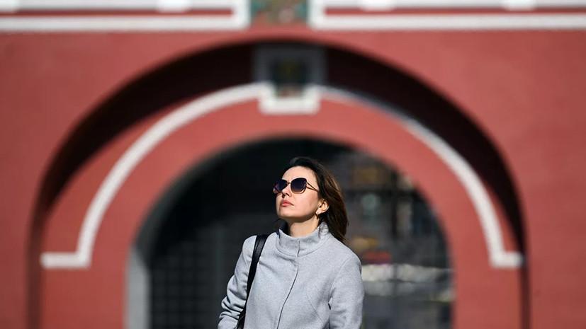 В Москве побит абсолютный температурный рекорд дня
