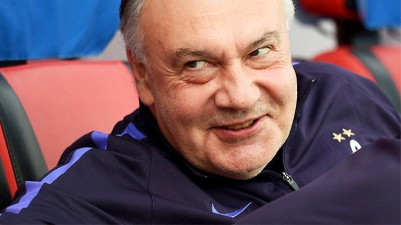 ЦСКА выразил соболезнования в связи со смертью Ярдошвили