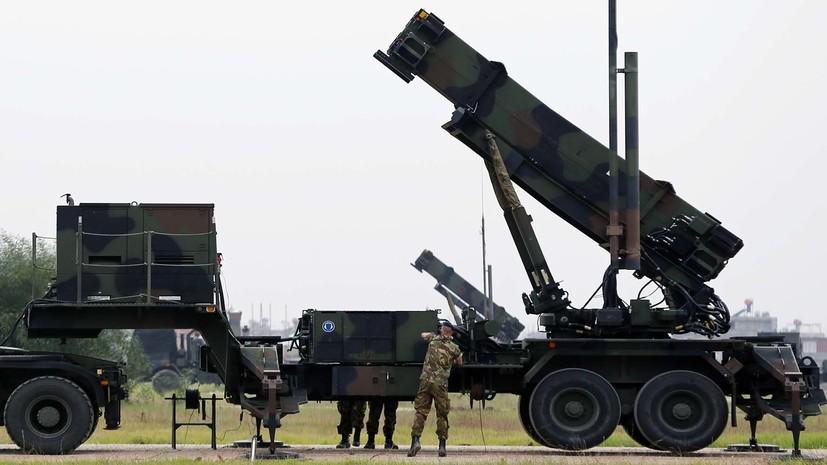 «Далёкая и эфемерная перспектива»: почему на Украине вновь заговорили о поставках Patriot