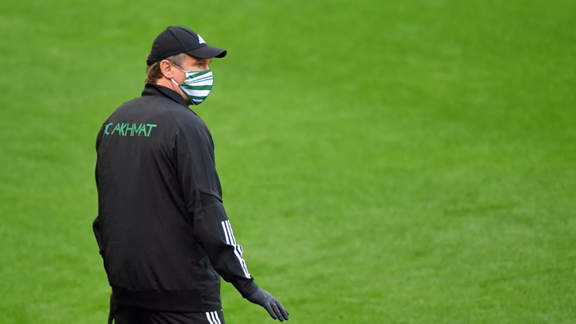 Талалаев прокомментировал слухи о договорном матче между «Ахматом» и «Уфой»