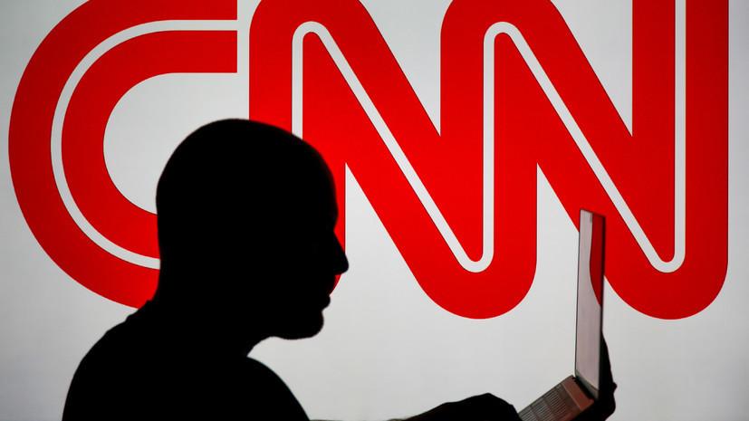 CNN убрал с сайта фотографию танков, на которую обратила внимание Захарова