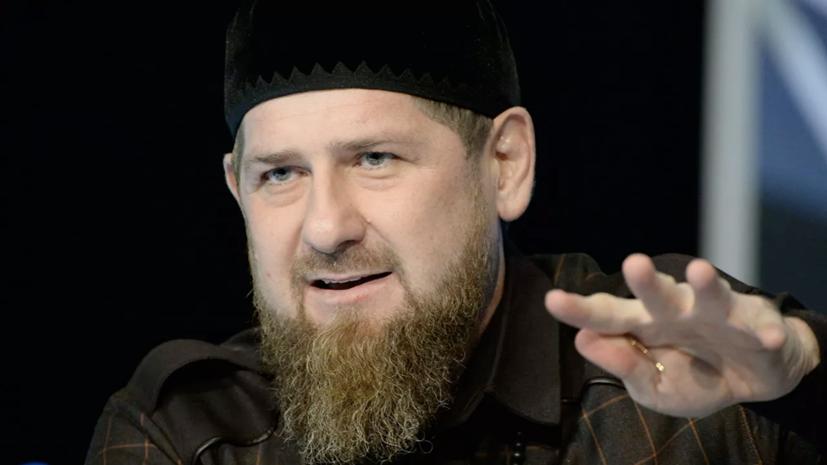 Кадыров на время своего отпуска назначил Хучиева врио главы Чечни