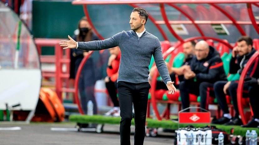 СМИ: «Айнтрахт» рассматривает Тедеско на пост главного тренера