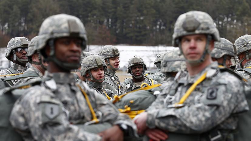 «Идёт перемещение войск»: Шойгу заявил о сосредоточении 40 тысяч военнослужащих США и НАТО у границ РФ
