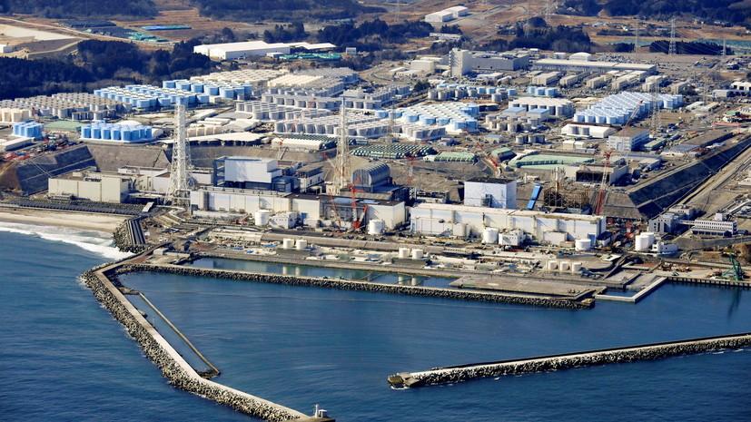 Эксперт прокомментировал планы Токио по «Фукусиме»