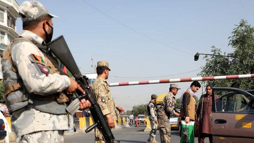 Талибы не примут участие в саммите по Афганистану до вывода иностранных сил