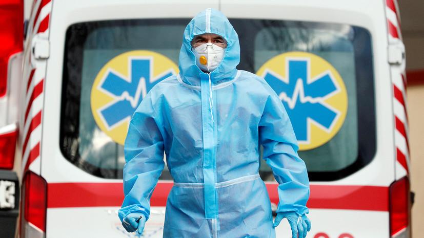 На Украине число жертв коронавируса превысило 38 тысяч