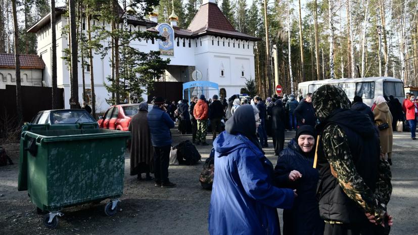 Монахинь из Среднеуральского монастыря расселят во временные жилища