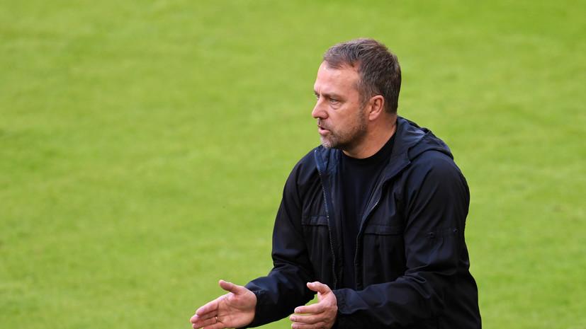 Маттеус сообщил, что Флик летом сменит Лёва на посту главного тренера сборной Германии