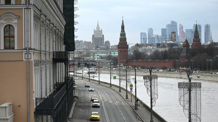 Синоптик рассказал об эффекте «погоды в пустыне» в Москве