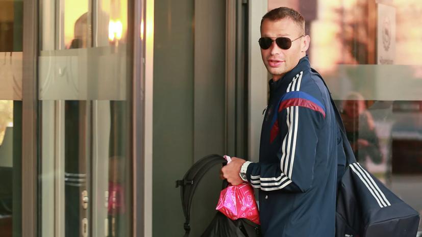 Василий Березуцкий подтвердил, что будет работать с Гончаренко в «Краснодаре»