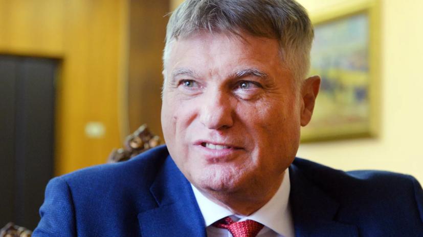 Посол рассказал о предстоящем визите главы МИД Сербии в Москву