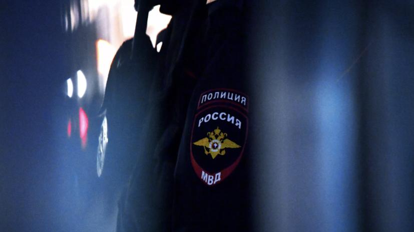 В Казани полиция застрелила дебошира с ножом