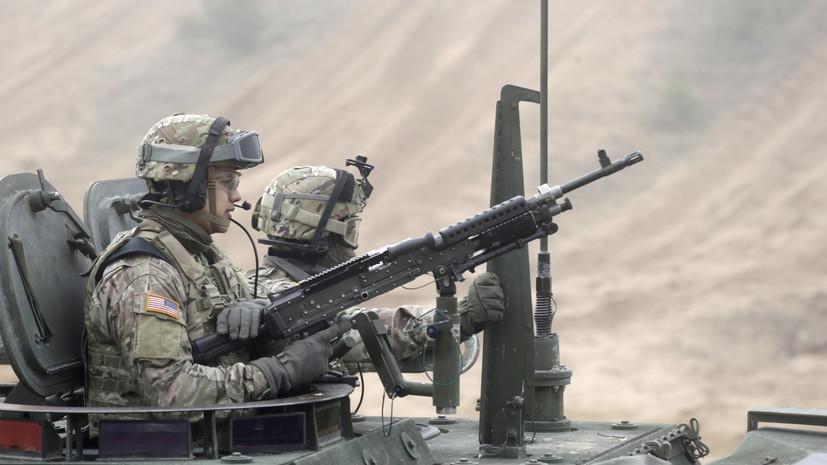 США намерены продолжать отправку Украине вооружения и инструкторов