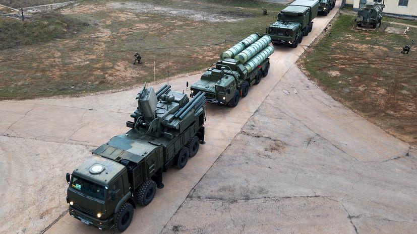 Россия и Белоруссия летом приступят к совместному дежурству по ПВО