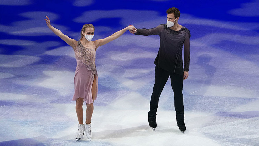 Тарасова оценила ритм-танец Синициной и Кацалапова на командном ЧМ