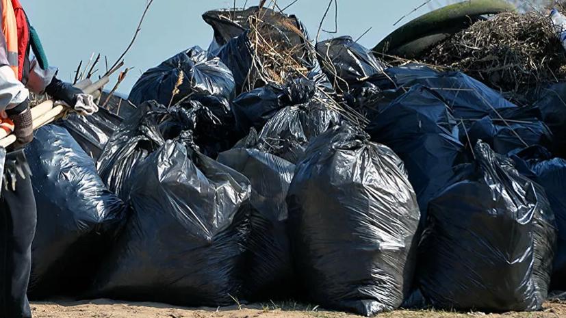 В Ставрополе после очистки реки вывезли 23 тонны мусора