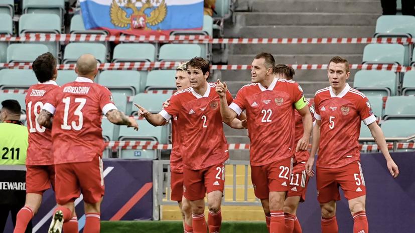 Стал известен состав сборной России на матчи Еврочелленджа с командой Белоруссии