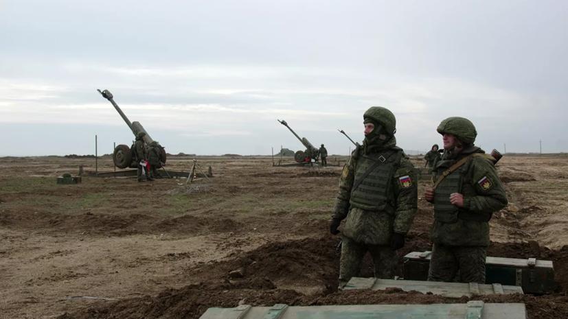 В проверке войск ЗВО приняли участие Таманская и Кантемировская дивизии